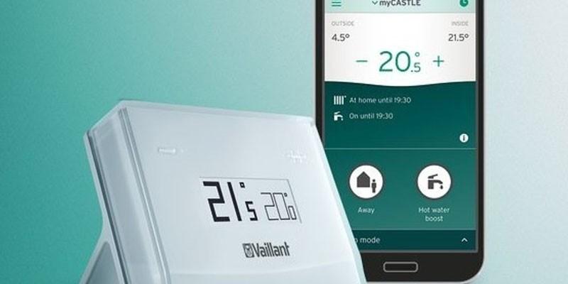 termostato digital inteligente