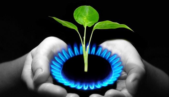para qué sirve el gas natural
