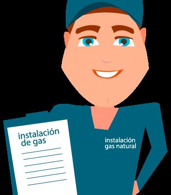 Lo que debes saber sobre el certificado de gas en for Portal del instalador de gas natural