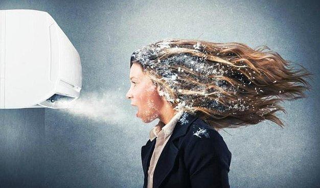 Enfermedades por no limpiar el aire acondicionado