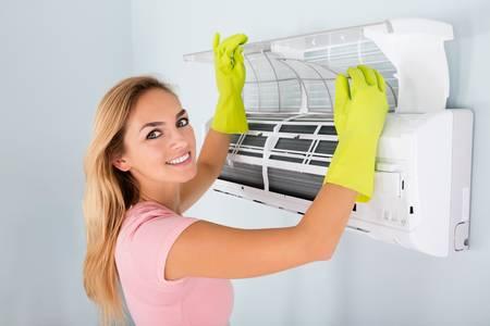 mantenimiento, como limpiar un aire acondicionado
