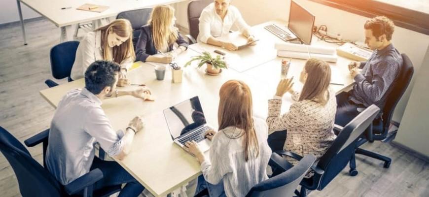 ideas para ahorrar energía en el trabajo