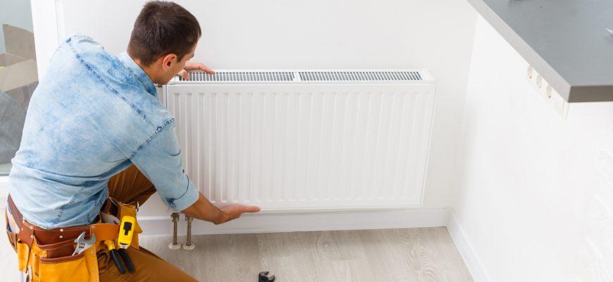 Reparación de calefacción